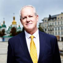 Джеймс Брук, главный редактор